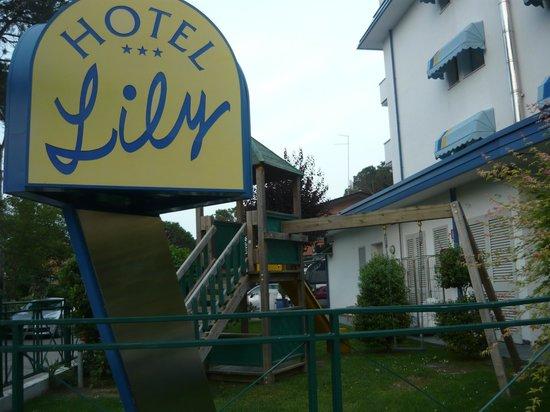 Hotel Lily: Spazio Giochi