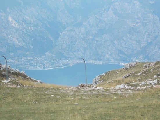 Monte Baldo: Vista dall'alto ...