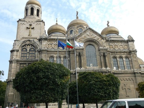 Varna, บัลแกเรีย: Catedral ortodoxa