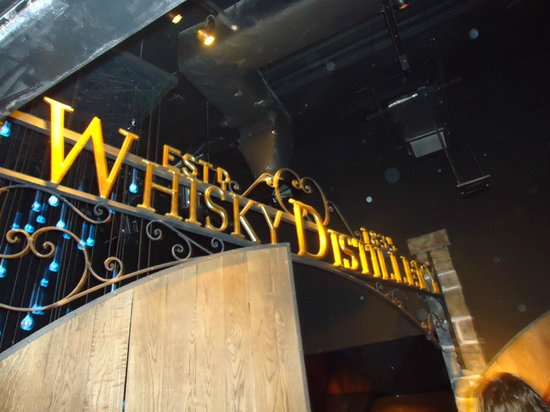 The Scotch Whisky Experience: The beginning of the tour
