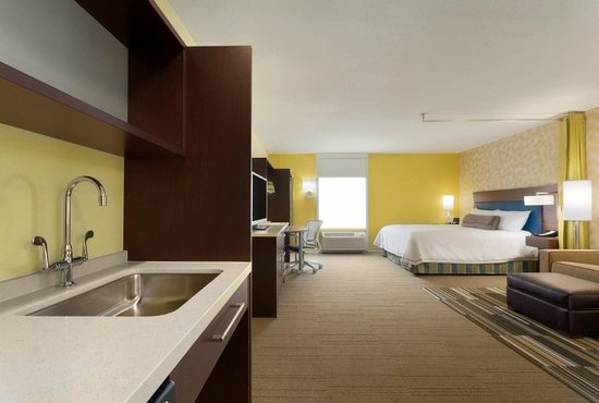 Home2 Suites by Hilton Pittsburgh / McCandless, PA: Studio Suite