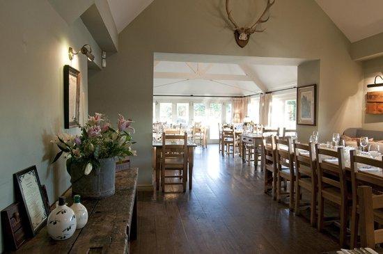 Minchinhampton, UK: Dining Room