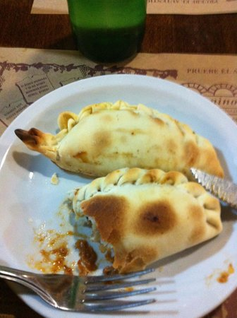 El Sanjuanino: Empanadas