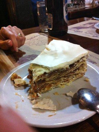 El Sanjuanino: Torta de doce de leite