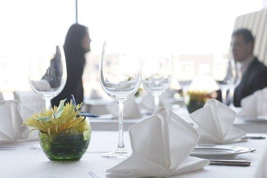 Hestia Hotel Europa: Restaurant