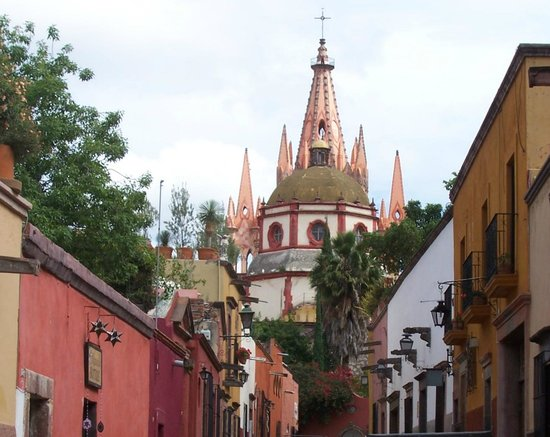 Cristi Fer Art Gallery and Workshops: San Miguel Sept. 2013