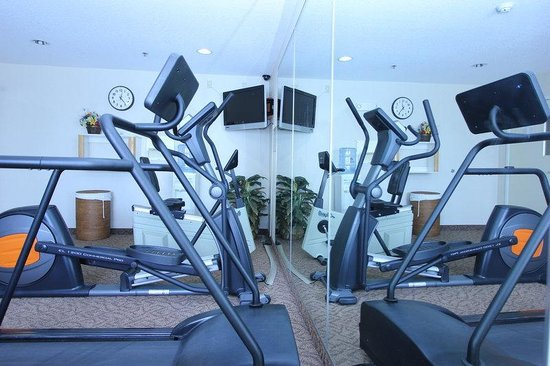 Best Western Plus Twin View Inn & Suites: Fitness Center
