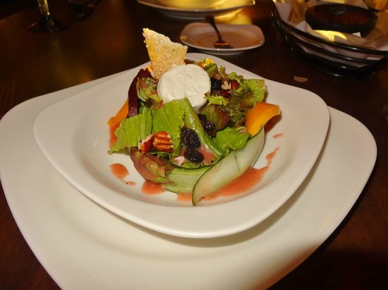 Hacienda Sisal: Fancy Salad