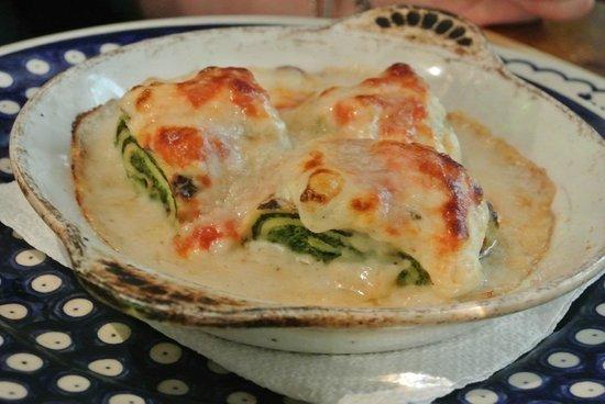 Trattoria dei 13 Gobbi: 1 van de vele lekkere gerechten...