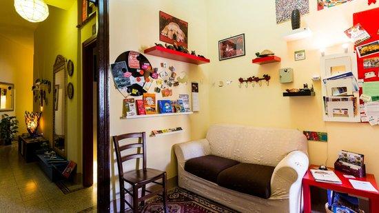 Dolce Dormire Palermo: INGRESSO