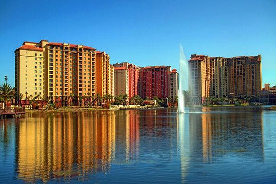 Wyndham Bonnet Creek Resort: Build PSE