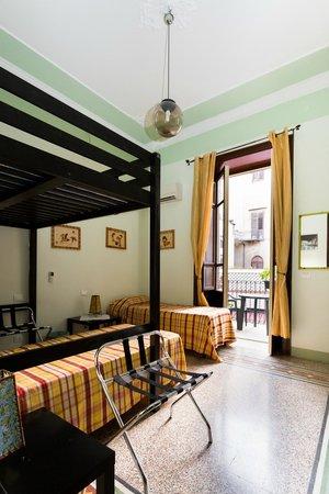 Dolce Dormire Palermo: STANZA 4