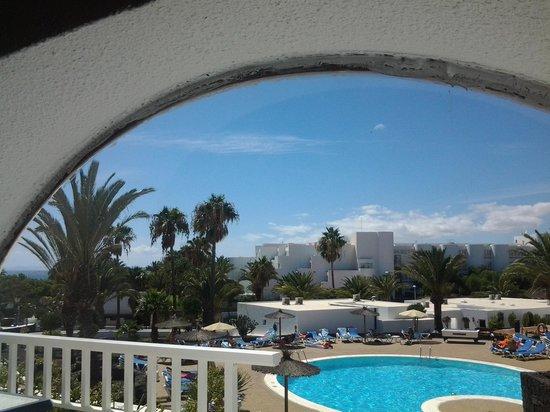 Hotel Floresta: view from 1409