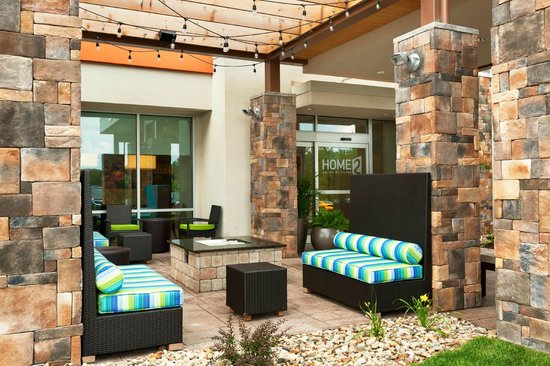 Home2 Suites by Hilton Pittsburgh / McCandless, PA: Fire pit