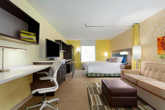Home2 Suites by Hilton Pittsburgh / McCandless, PA: King Studio Suite