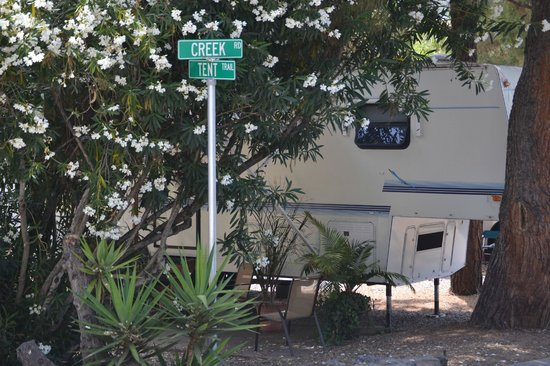 Rancho Los Coches RV Park : OnSite rental