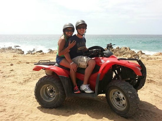 Cactus ATV Tours: Honeymooners