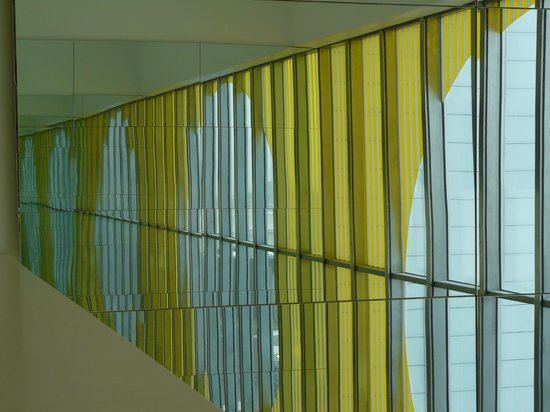 Turner Contemporary: foyer