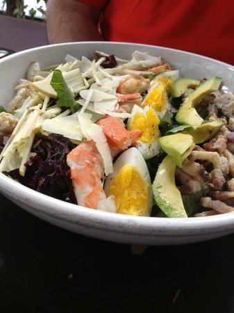 Hungry Cat: Seafood Cobb Salad
