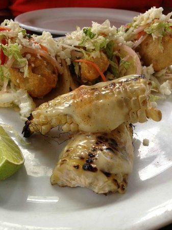 Hungry Cat: Tempura Fish Tacos