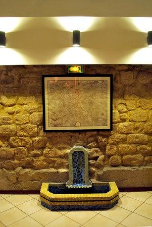 โฮเต็ล เดอ ลา เฮิร์สเซ ดอร์: fontain
