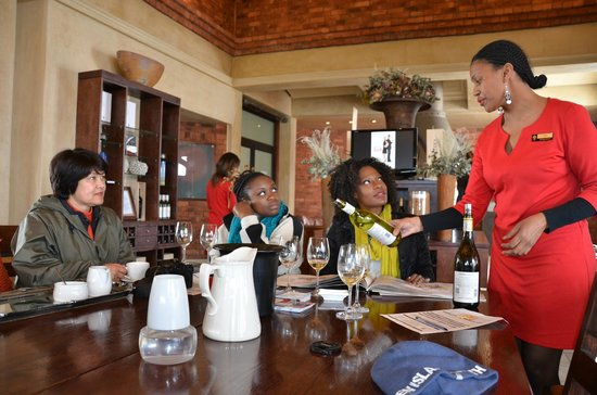 Auriols Tours: Wine Country