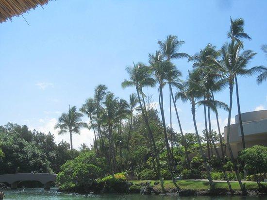 Hilton Waikoloa Village: Lagoon