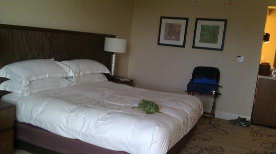 Hilton Waikoloa Village: Room