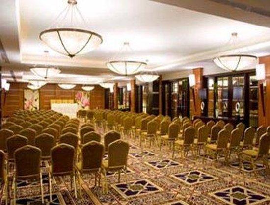 รามาดาพลาซ่า การาจีแอร์พอร์ท: Meeting Room