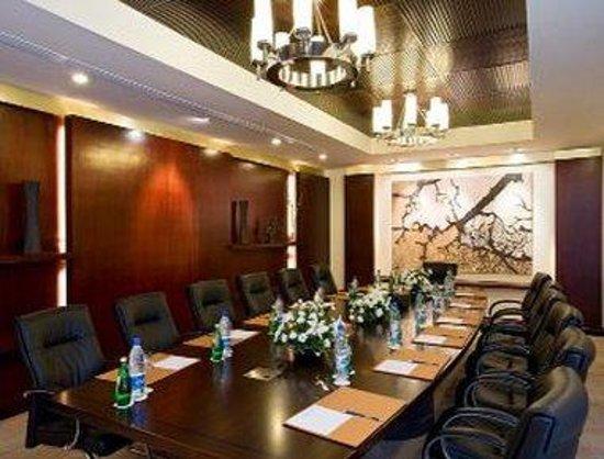 รามาดาพลาซ่า การาจีแอร์พอร์ท: Meeting Board Room