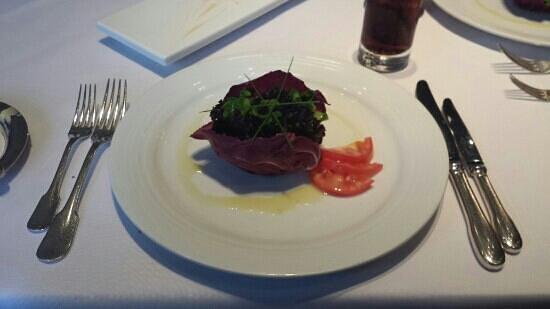 D.O.M.: salad