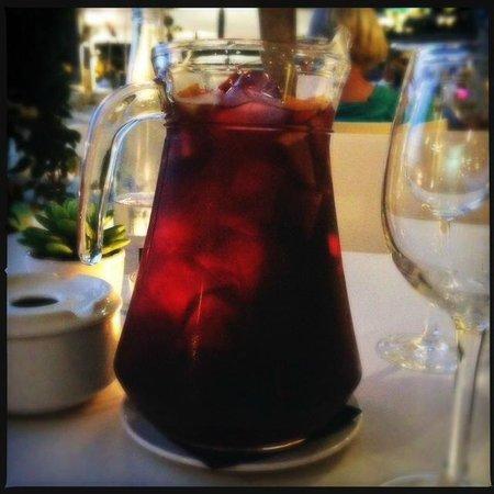 Balneario Illetas: Great Sangria