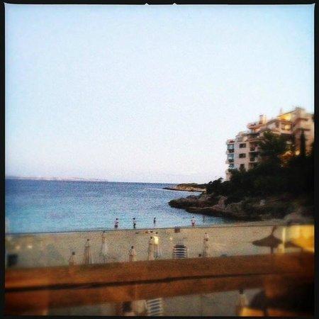Balneario Illetas: Beach View