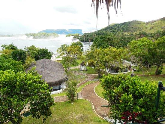 Campamento Canaima: El hotel