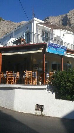Barbayiannis Restaurant: A very welcoming family run restaurant..