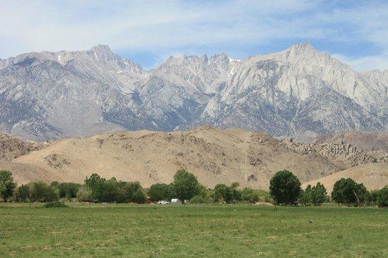 Best Western Plus Frontier Motel: Vista dos quartos