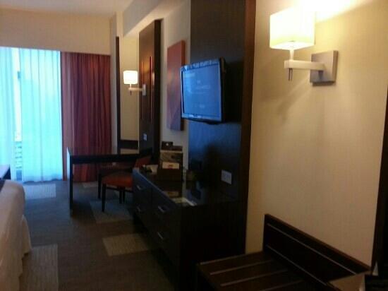 Hotel Riu Plaza Panama: entrada