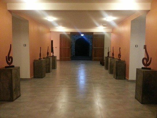 CoCo Bay Unawatuna: Lobby Area