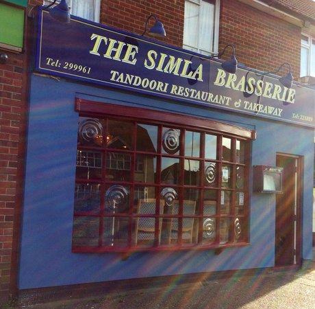 The Shimla Brasserie: Simla