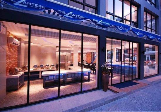 เดอะแลนเทิร์น รีสอร์ท ป่าตอง: La Lantern Restaurant