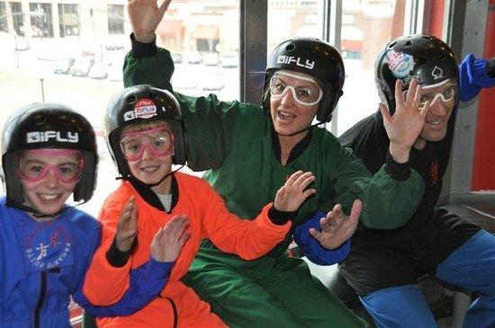 iFLY Utah Indoor Skydiving: Lifetime memories!!!