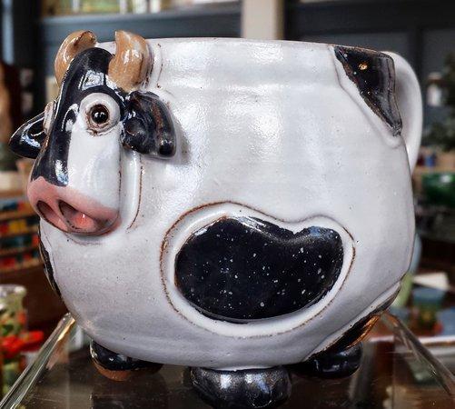 Fiddlehead at Four Corners: Mug