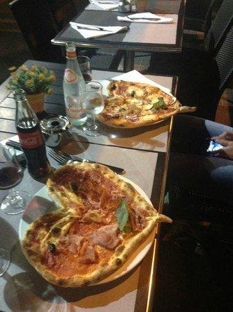 Piazze D'Italia: pizzas <3