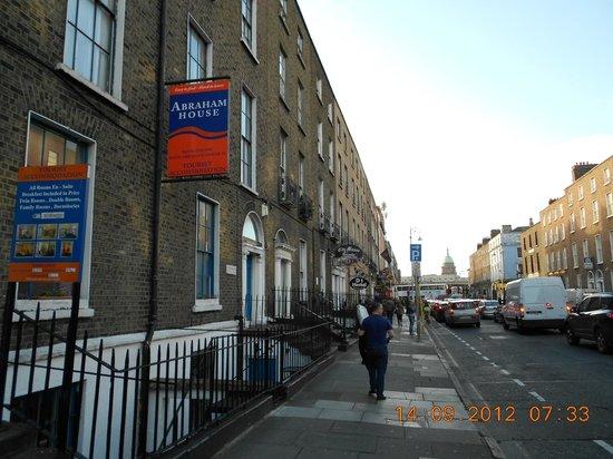 Abrahams Hostel: Hostel