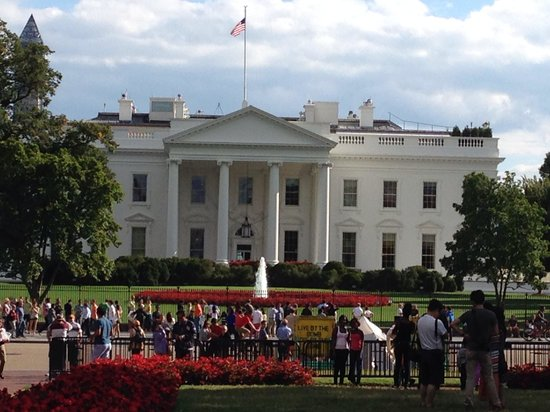 Kimpton Hotel Monaco Washington DC: White House