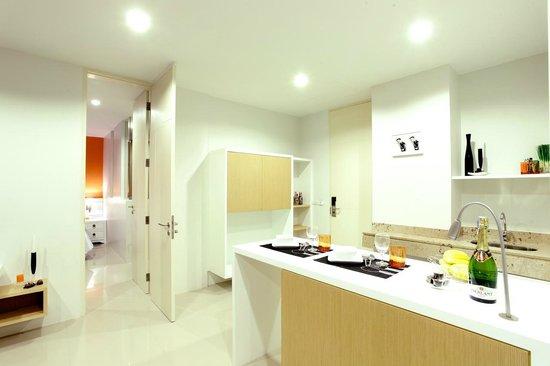 เดอะแลนเทิร์น รีสอร์ท ป่าตอง: Luxury Pent Room