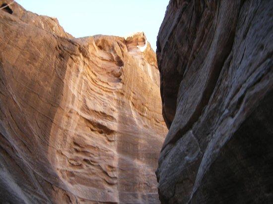 มรดกโลกเปตรา: Canyon Walls