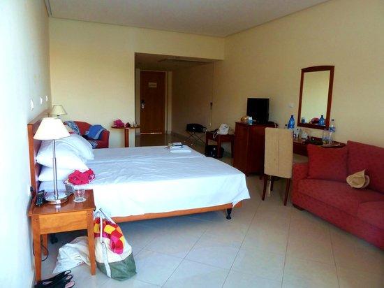 Xenia Poros Image Hotel: Room 132 from the balcony