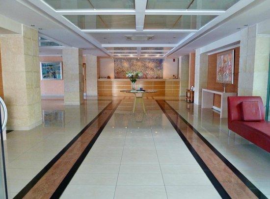 Xenia Poros Image Hotel: Reception
