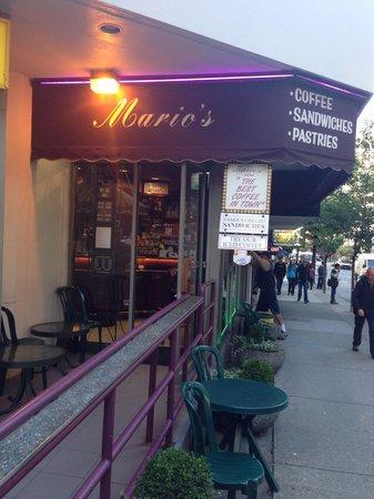 MARIOs: Great coffee